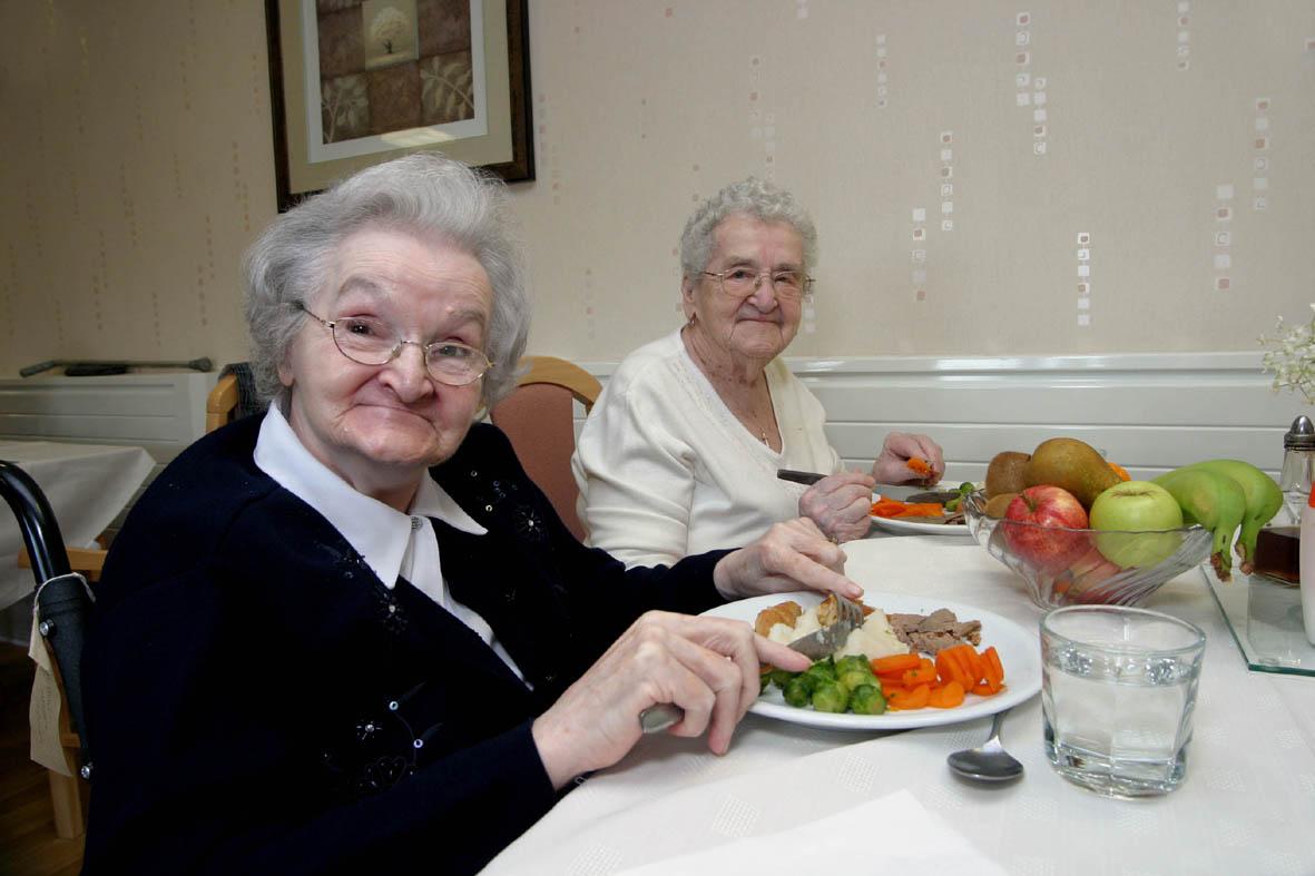 Nursing Home Grandma