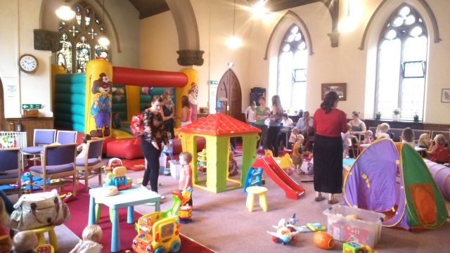 Toddler party July 2014