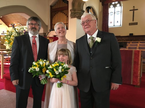 Dennison Linquist wedding
